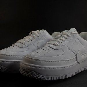 Nike Women's Size 7 White Air Force 1 Jester Shoes